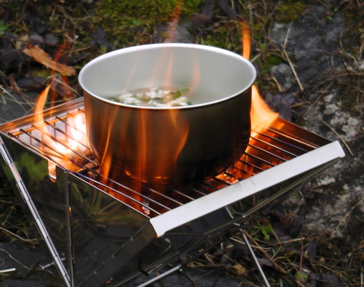 BarbIQ Foldable and Portable BBQ | BarbIQ.no