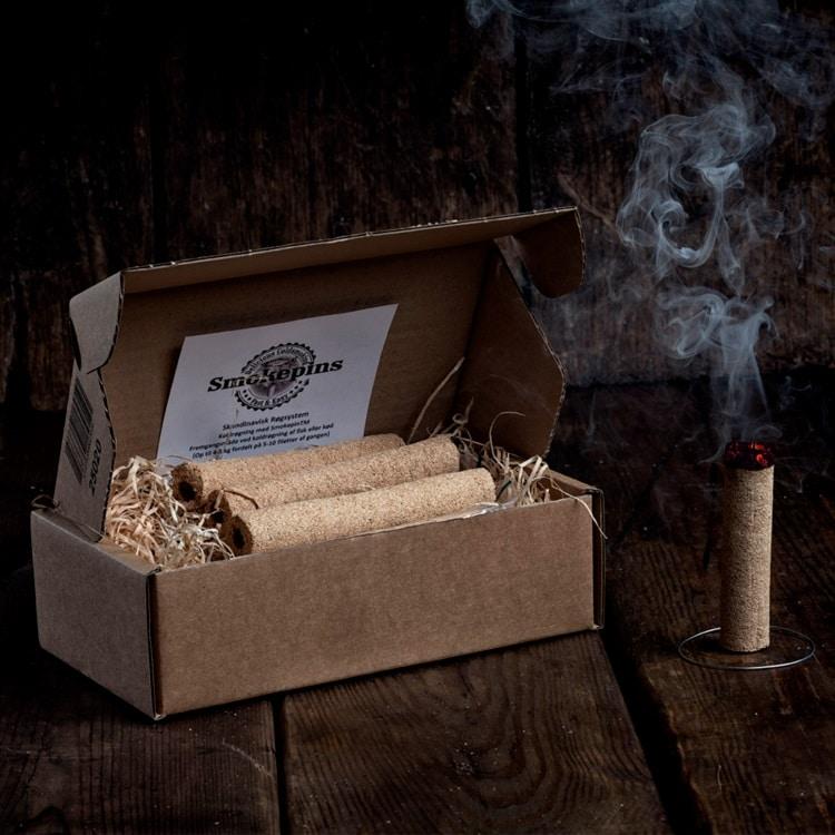Kaldrøyking i turgrillen | BarbIQ.no