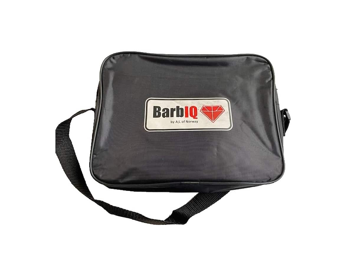 BarbIQ Transportbag | BarbIQ.no