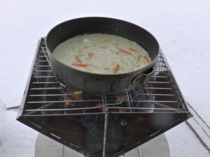 Suppe på en BarbIQ | BarbIQ.no
